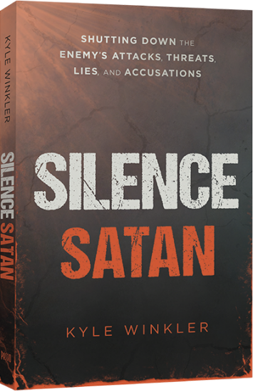 Silence Satan book